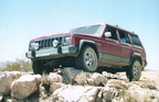 1989 Jeep Cherokee FL Dirty