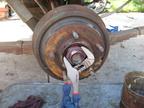 M416 Wheel Bearings - 13